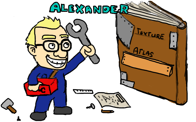 tools by Alexander comic